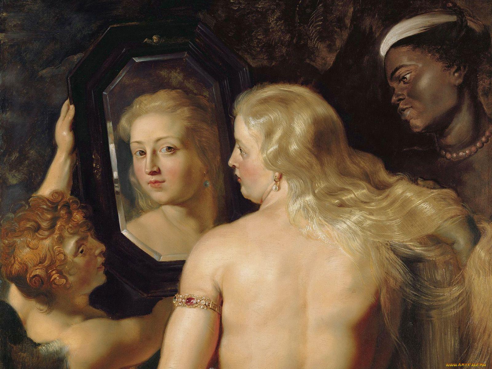 Порно веласкес венера под зеркалом